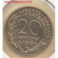 20 Centimes Marianne 1979