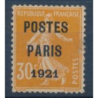 France - Préo 29 - Neuf sans Gomme