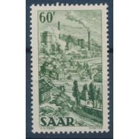 Sarre - Numéro 290 - Neuf sans charnière