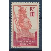 Congo - Numéro 37 - Neuf avec Charnière