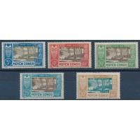 Congo - Taxe 12 à 16 - Neuf avec Charnière
