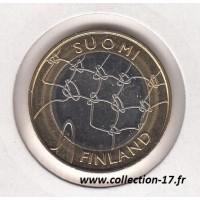 5 Euro Aland - Finlande 2011