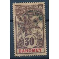 Dahomey - Numéro 25 - Oblitéré