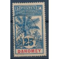 Dahomey - Numéro 24 - Oblitéré