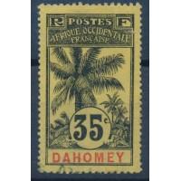 Dahomey - Numéro 26 - Oblitéré