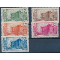 Sénégal - Numéro 155 à 159 - Oblitéré & Charnière