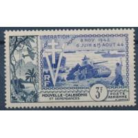Nouvelle Calédonie - Poste aérienne 65 - Neuf sans Charnière
