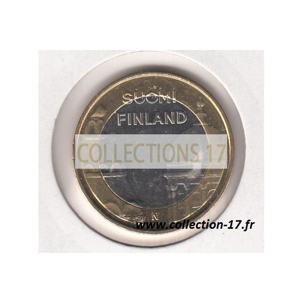 5 Euro Finlande 2012 - Les Bâtiments Provinciaux - Uusimaa