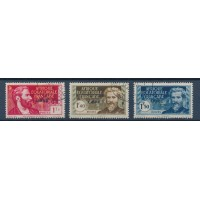 Colonie France AEF - Numéro 115-117-118 - Oblitéré