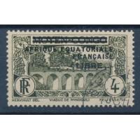 Colonie France AEF - Numéro 102 - Oblitéré