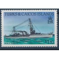 Turks Islands - Numéro 642 - Neuf sans Charnière