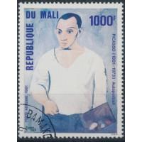 Mali - Poste aérienne 410 - Oblitéré