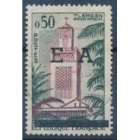 Algérie - Numéro 357 - Oblitéré