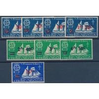 St Pierre & Miquelon Colonis - Numéro 315 à 322 - Neuf sans Charnière