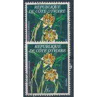 Cote d'Ivoire - Numéro 462 A à 462 D - Oblitéré