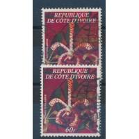 Cote d'Ivoire - Numéro 462 C - Oblitéré