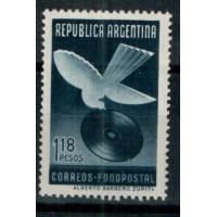 Argentine - Numéro 409 - Neuf avec charnières