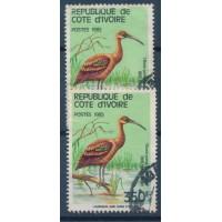 Cote d'Ivoire - Numéro 720 C - Oblitéré