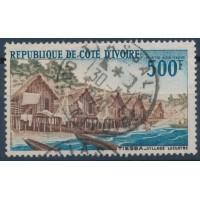 Cote d'Ivoire - Poste aérienne 40 - Oblitéré