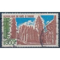 Cote d'Ivoire - Poste aérienne 68 - Oblitéré