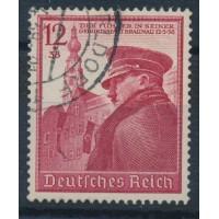 Allemagne - Numéro 634 - Oblitéré
