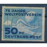 Allemagne Orientale Emission Generales - Numéro 59 - Oblitéré