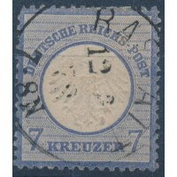 Allemagne - Numéro 10 - Oblitéré