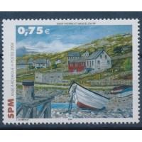 St Pierre & Miquelon - Numéro 811 - Neuf sans Charnière