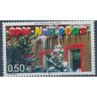 St Pierre & Miquelon - Numéro 809 - Neuf sans Charnière