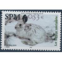 Saint Pierre & Miquelon - Numéro 855 - Neuf sans Charnière
