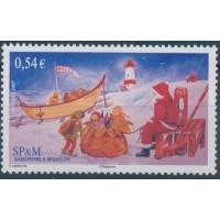 Saint Pierre & Miquelon - Numéro 910 - Neuf sans Charnière