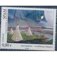 Saint Pierre & Miquelon - Numéro 892 - Neuf sans Charnière
