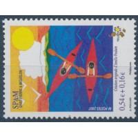 Saint Pierre & Miquelon - Numéro 909 - Neuf sans Charnière