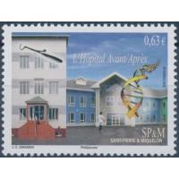 Saint Pierre & Miquelon - Numéro 1082 - Neuf sans Charnière