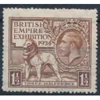 Grande Bretagne - Numéro 172 - Neuf avec Charnière
