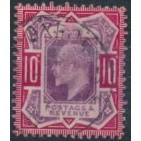 Grande Bretagne Perforé 2 - Numéro 116 - Oblitéré