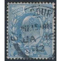 Grande Bretagne - Numéro 126 - Oblitéré