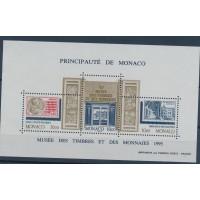 Monaco Bloc Feuillé - Numéro 73 - Neuf sans Gomme