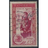 Monaco - Numéro 342 - Oblitéré