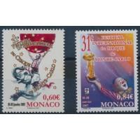 Monaco - Numéro 2566 à 2567 - Neuf sans Charnière