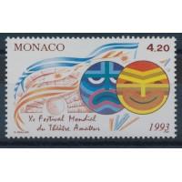 Monaco - Numéro 1869 - Neuf sans Charnière