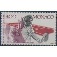 Monaco - Numéro 1579 - Neuf sans Charnière
