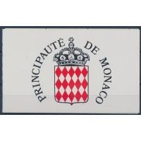 Monaco Carnet - Numéro 3 - Neuf sans Charnière