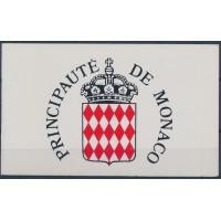 Monaco Carnet - Numéro 6 - Neuf sans Charnière