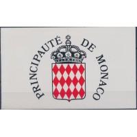 Monaco Carnet - Numéro 4 - Neuf sans Charnière