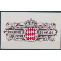Monaco Carnet - Numéro 8 - Neuf sans Charnière