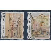 Monaco - Numéro 1669 à 1670 - Neuf sans Charnière
