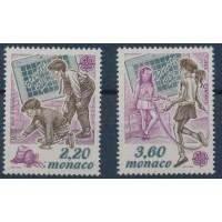 Monaco - Numéro 1686 à 1687 - Neuf sans Charnière