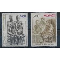 Monaco - Numéro 1657 à 1658 - Neuf sans Charnière