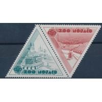 Monaco - Numéro 1641 à 1642 - Neuf sans Charnière